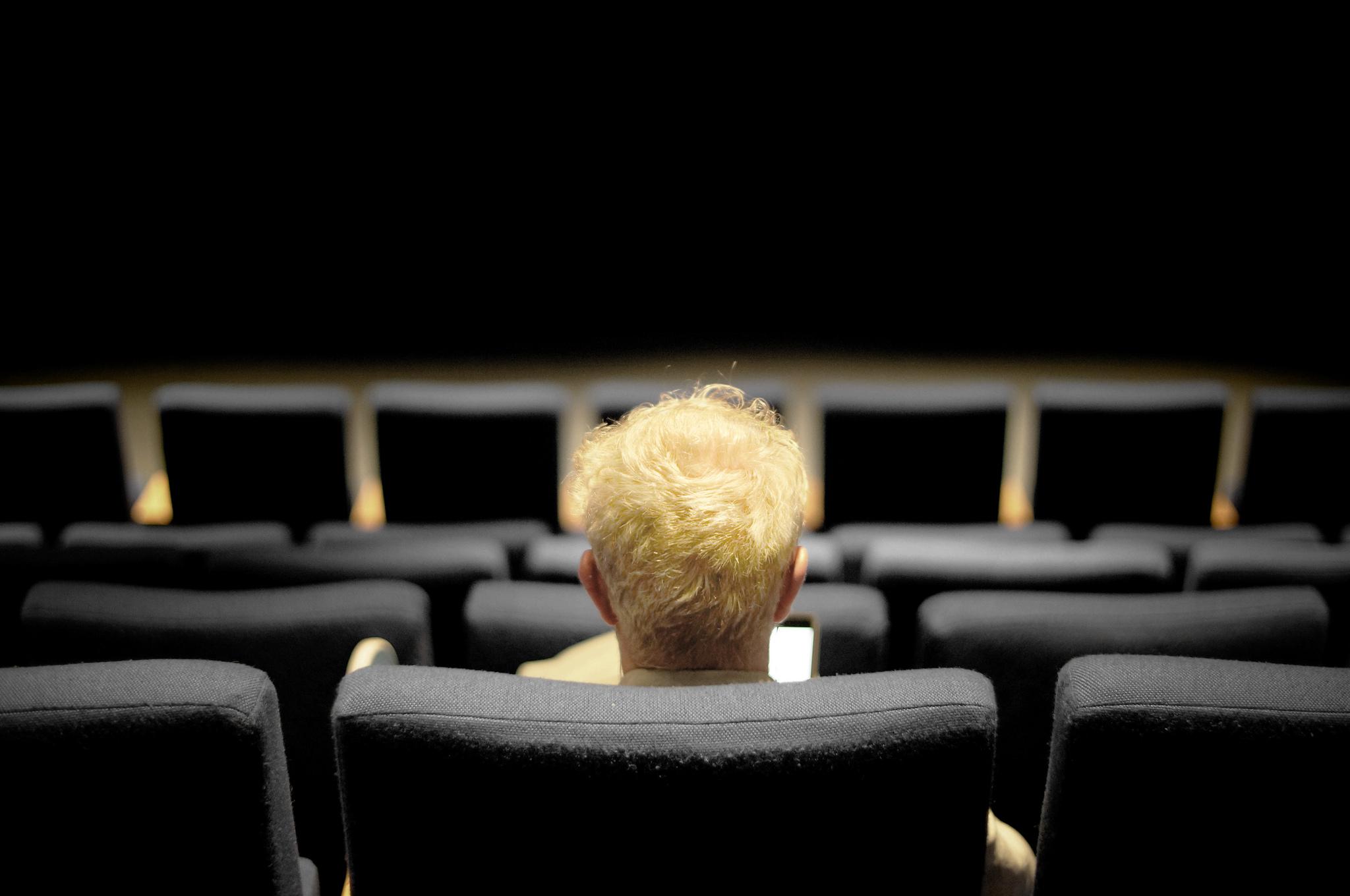 kino siedzenia muzyka