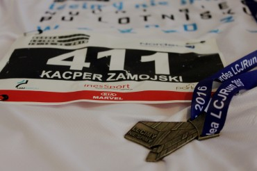 LCJRun 2016 medal i relacja